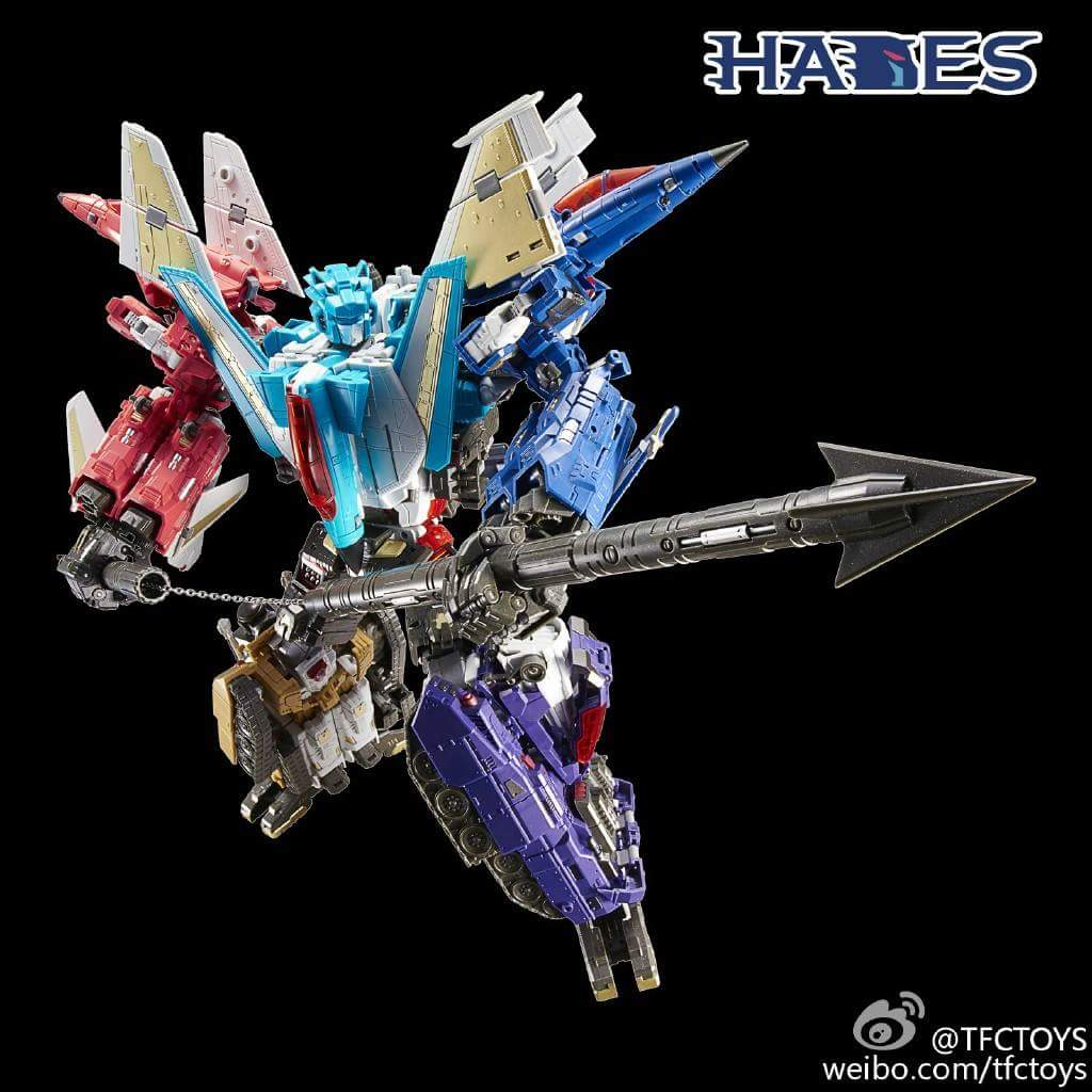 [TFC Toys] Produit Tiers - Jouet Hades - aka Liokaiser (Victory) - Page 3 YTwfPW7G