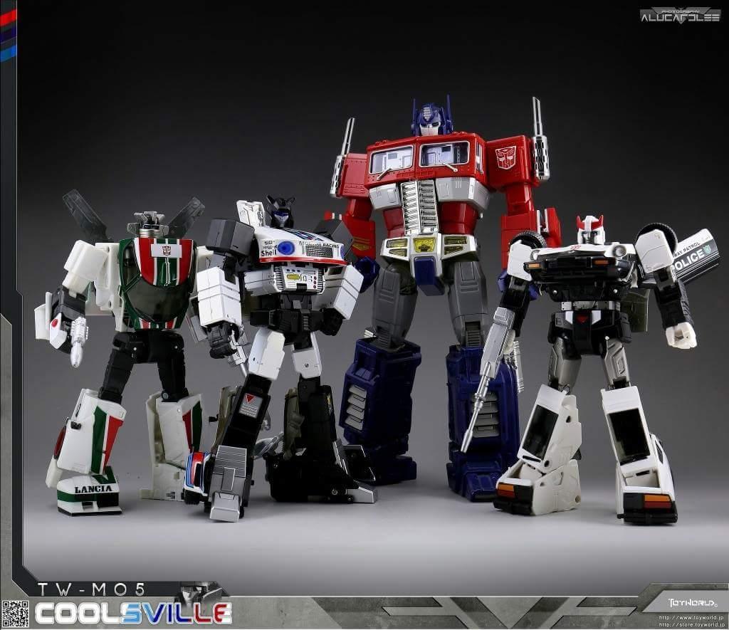 [Toyworld][Zeta Toys] Produit Tiers - Jouet TW-M05 Coolsville / Zeta-EX03 Jazzy - aka Jazz/Saxo - Page 2 9Kc808hx