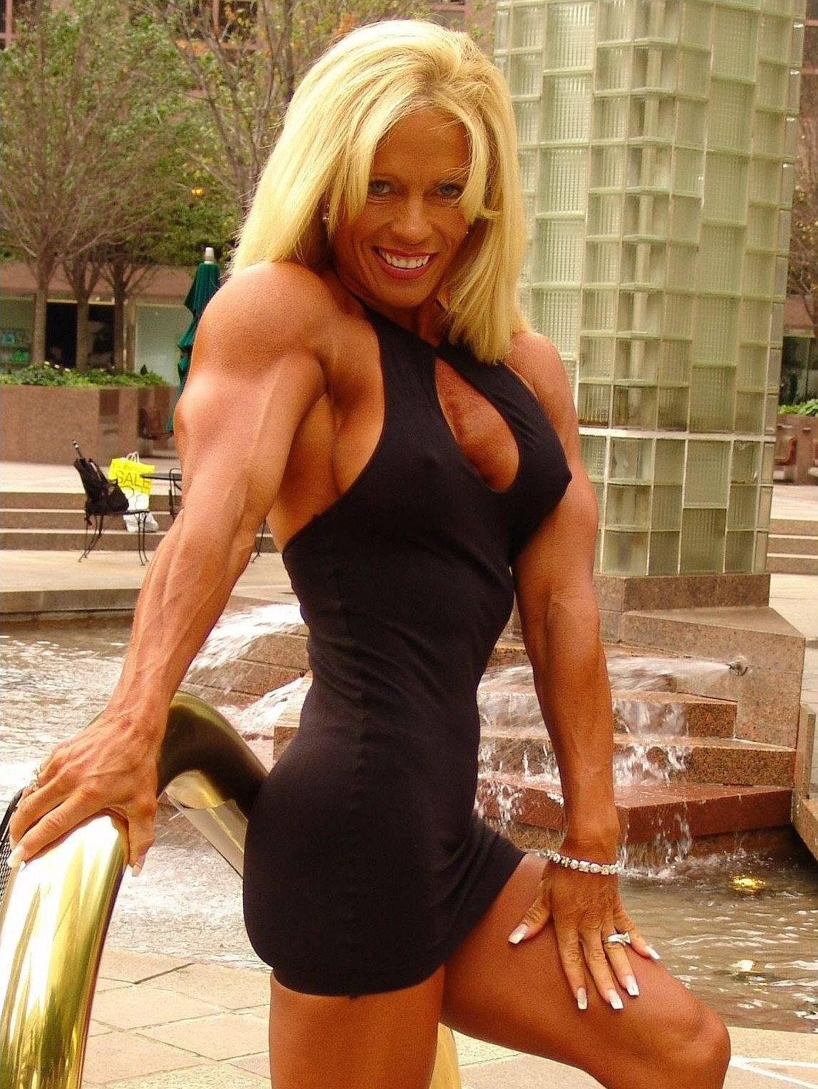 Mature Muscle Milfs 105
