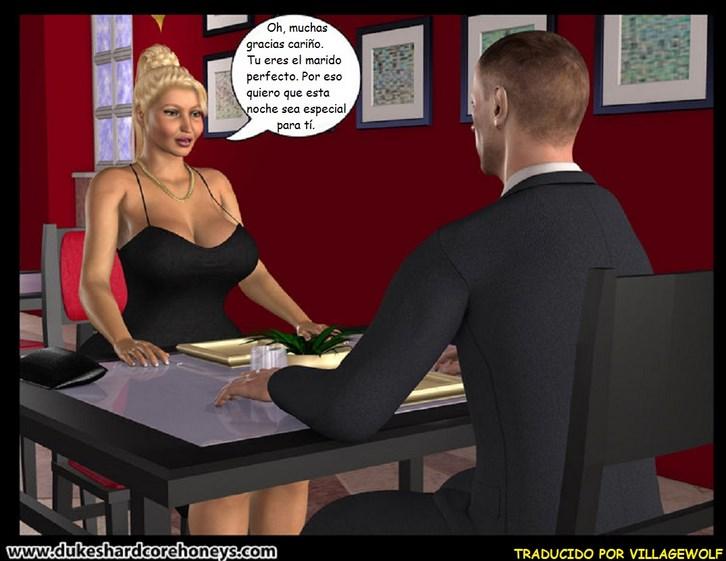 Mrs. Hani - Dinner date 1