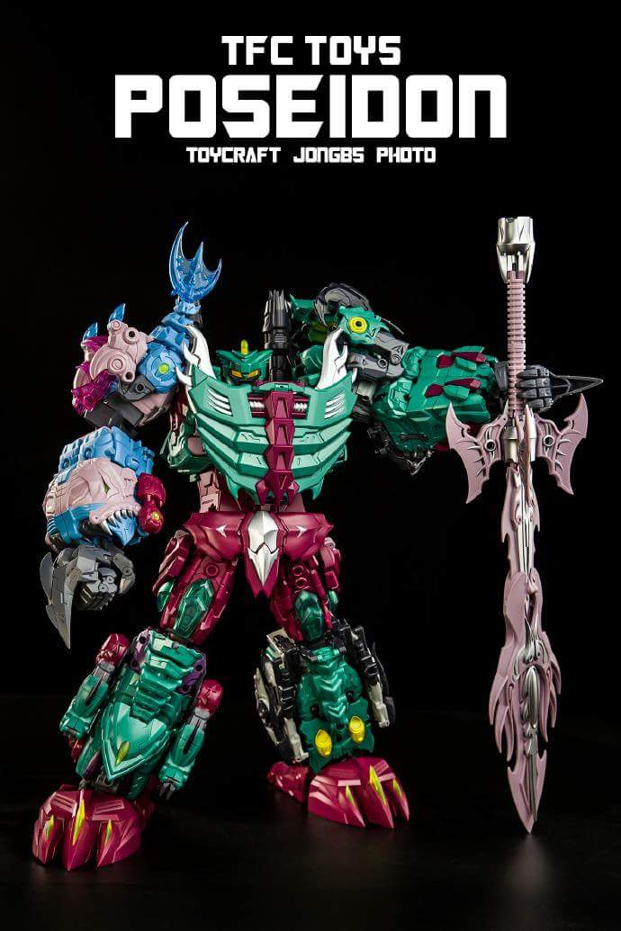 [TFC Toys] Produit Tiers - Jouet Poseidon - aka Piranacon/King Poseidon (TF Masterforce) - Page 4 7yR0tjS5
