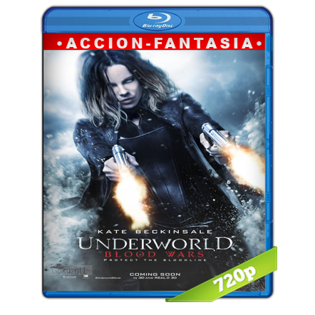 Inframundo 5 Guerras De Sangre (2016) HD720p Audio Trial Latino-Castellano-Ingles 5.1