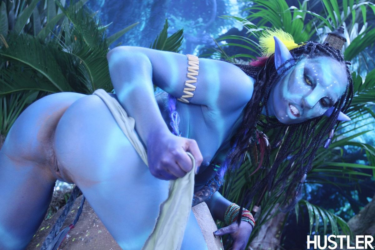 Sorry, avatar show naked pics what