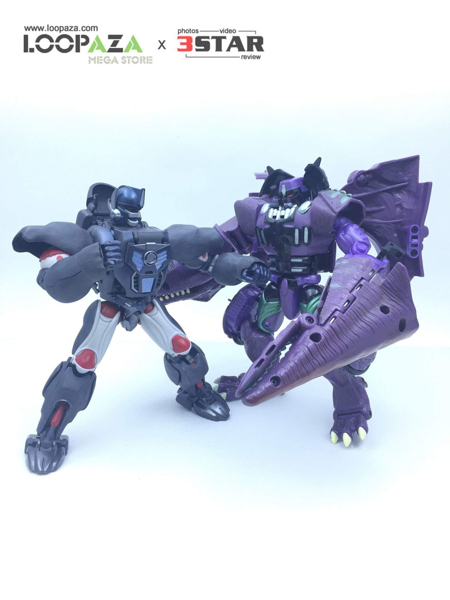 [Masterpiece] MP-32, MP-38 Optimus Primal et MP-38+ Burning Convoy (Beast Wars) - Page 3 UF6y3oBW