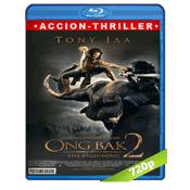 Ong Bak 2 La Leyenda Del Rey Elefante (2008) BRRip 720p Audio Trial Latino-Thailandes-Ingles 5.1