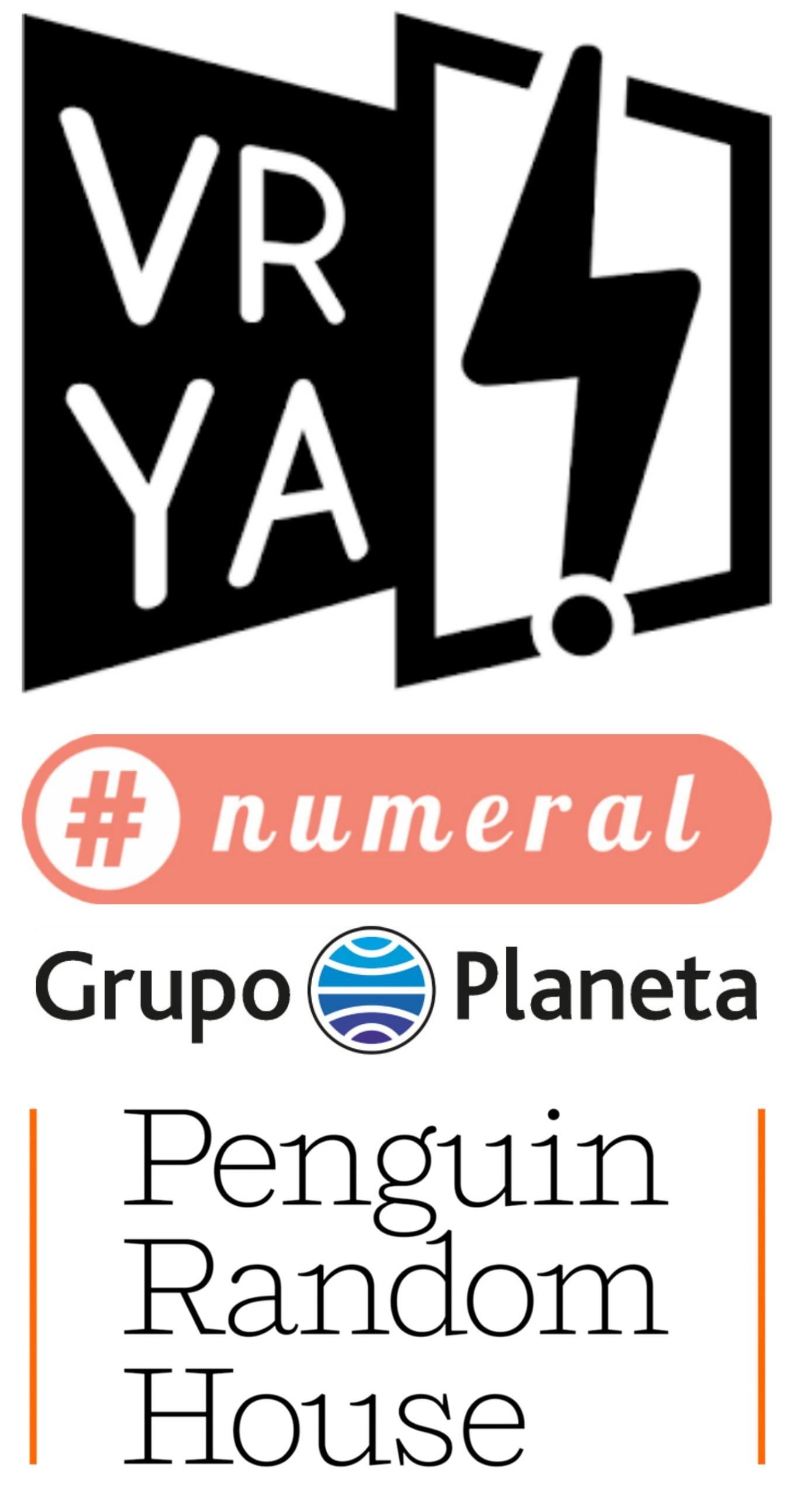 Gracias VRYA, #numeral, Planeta y PRH