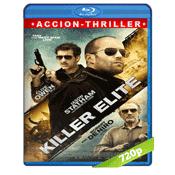 Nacidos Para Matar (2011) BRRip 720p Audio Trial Latino-Castellano-Ingles 5.1