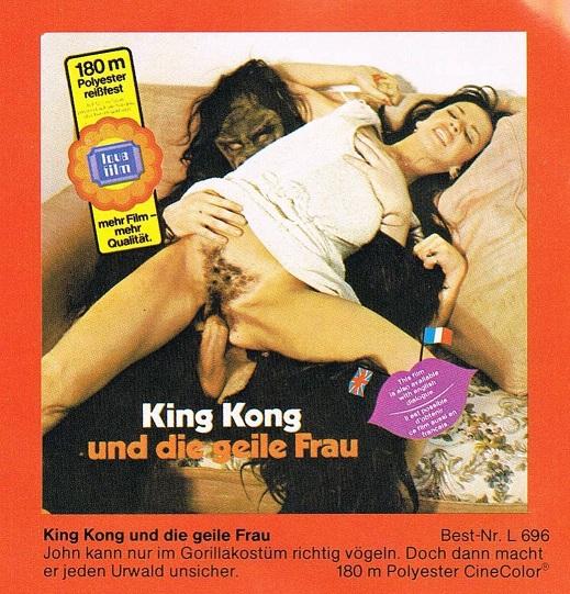 порно фото с кинг конгом