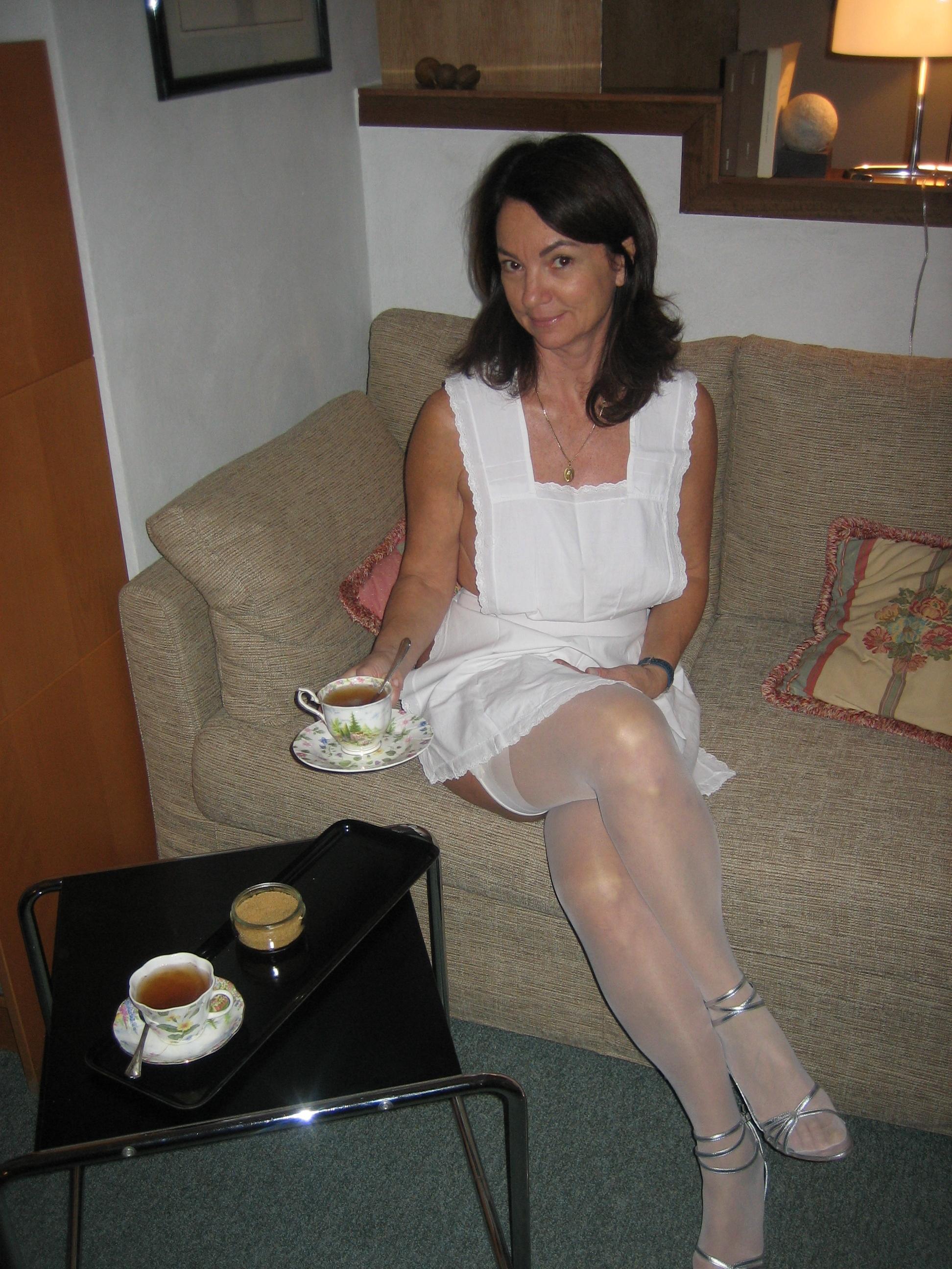 stockings prostituta