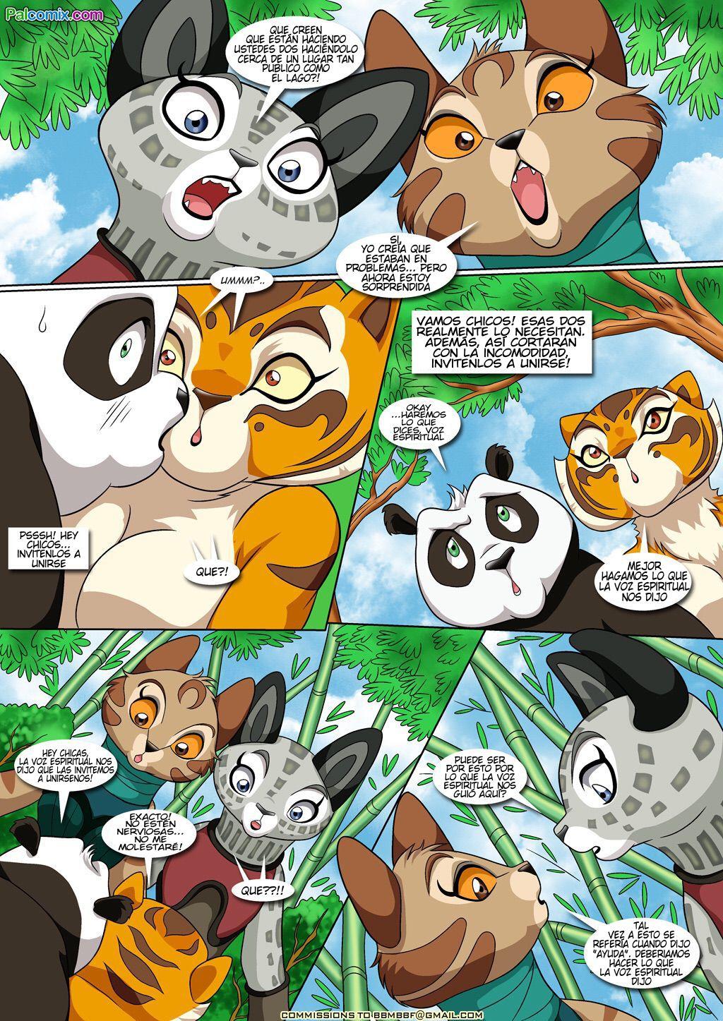 Kung Fu Panda Porno Bilder