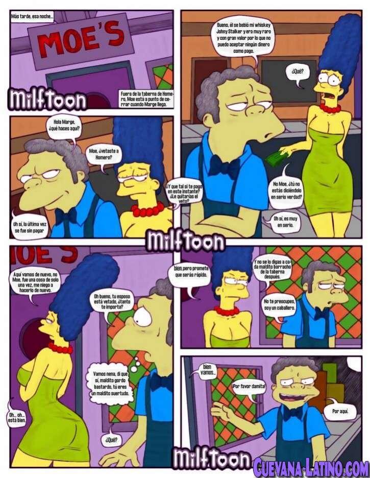 Simpsex Milftoon