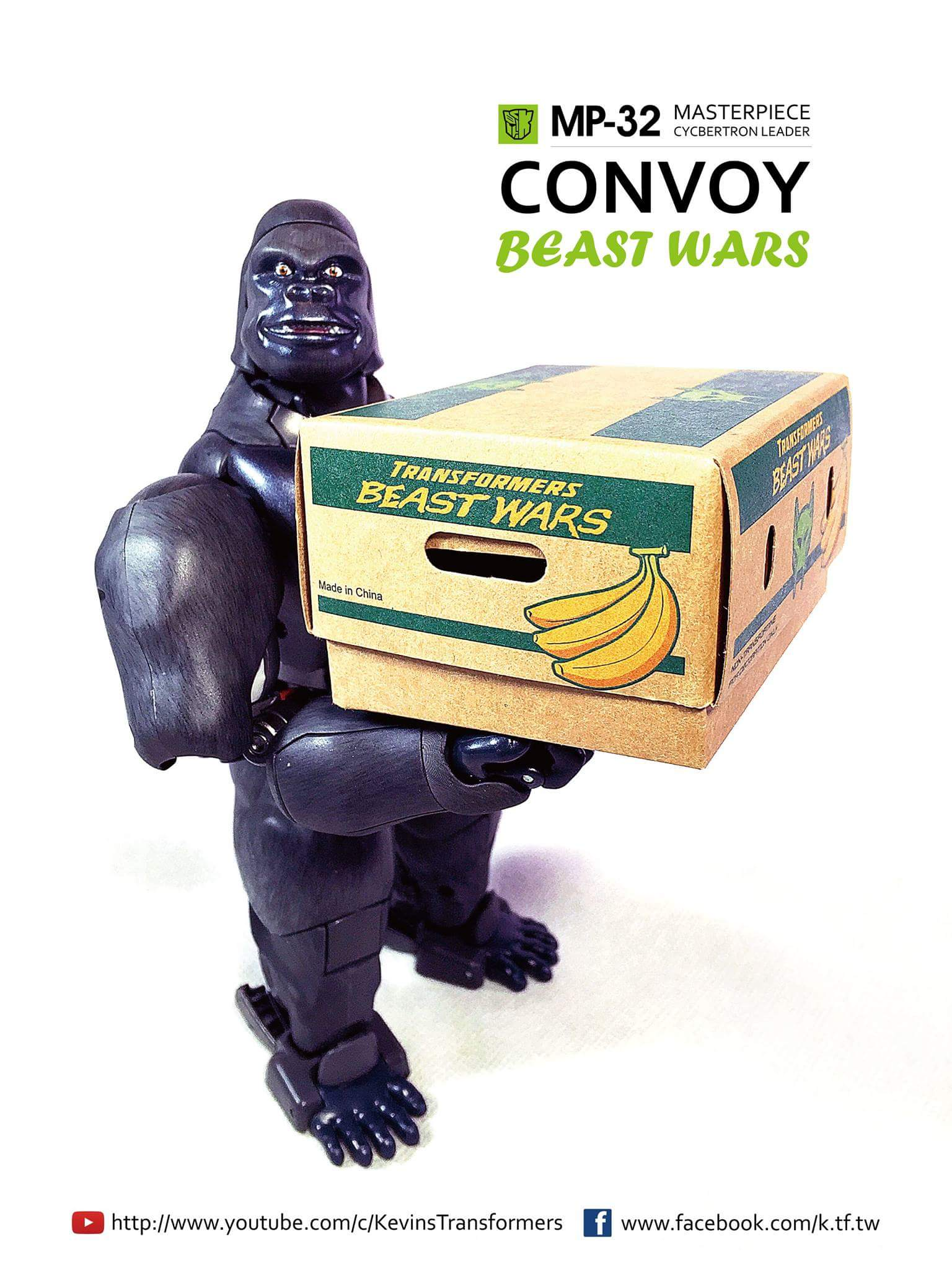 [Masterpiece] MP-32, MP-38 Optimus Primal et MP-38+ Burning Convoy (Beast Wars) - Page 3 ULPkH2HN