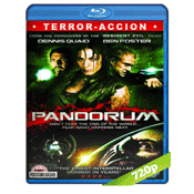 Pandorum Terror En El Espacio (2009) BRRip 720p Audio Trial Latino-Castellano-Ingles 5.1