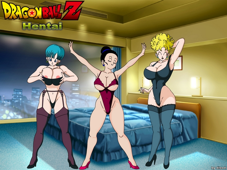 Galeria de las chicas de DBZ posando