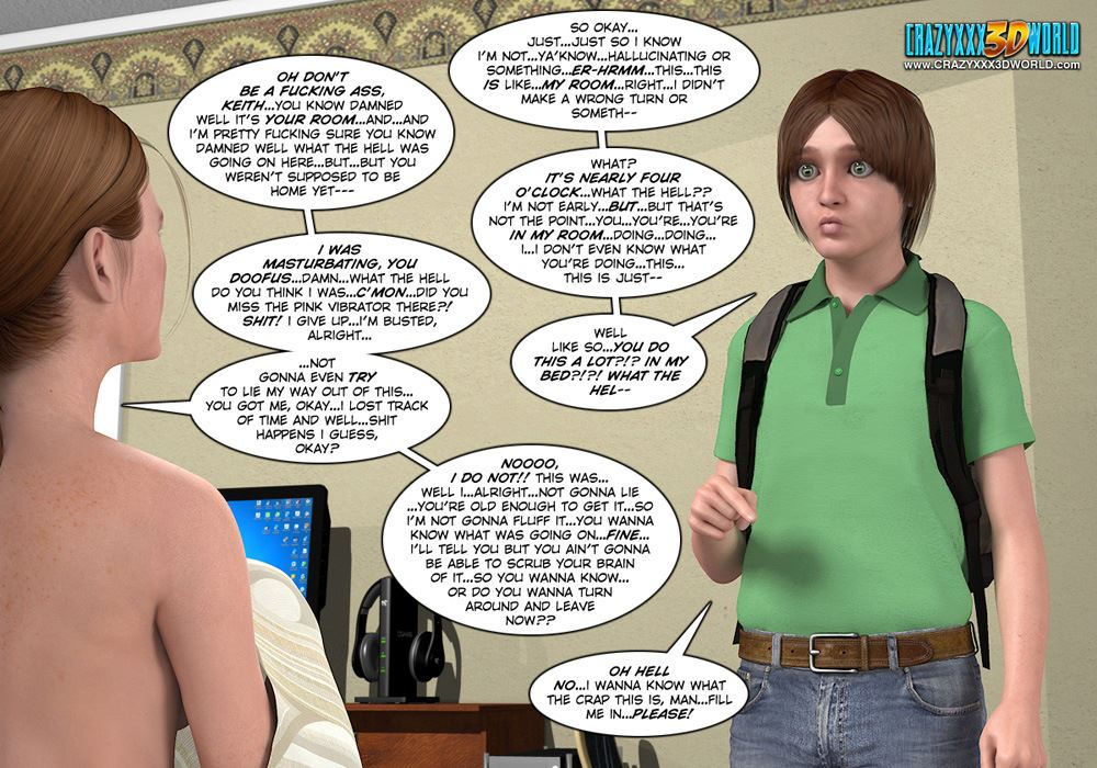 3d comic legacy episode 27 when the laughter stops 8