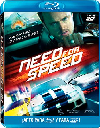 Need For Speed (2014) BDRip m1080p [mkv] Castellano 5.1 – Ingles 5.1 4.44 GB