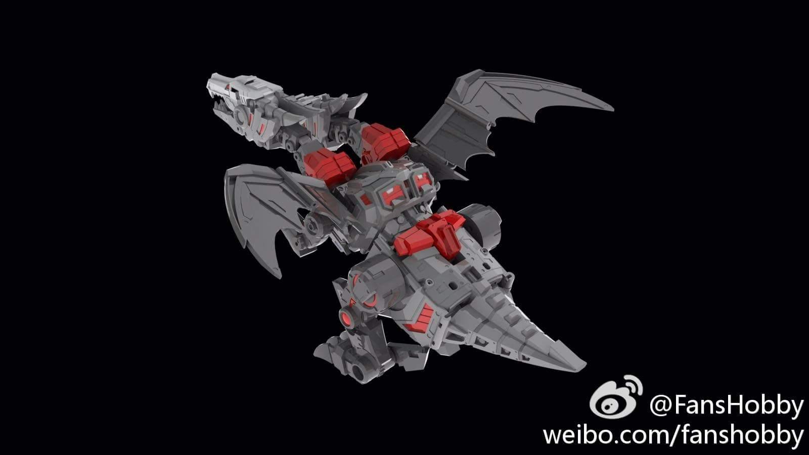[FansHobby] Produit Tiers - Master Builder MB-02/03/05 - aka Monsterbots/Monstrebots - Page 2 R61ZloaW