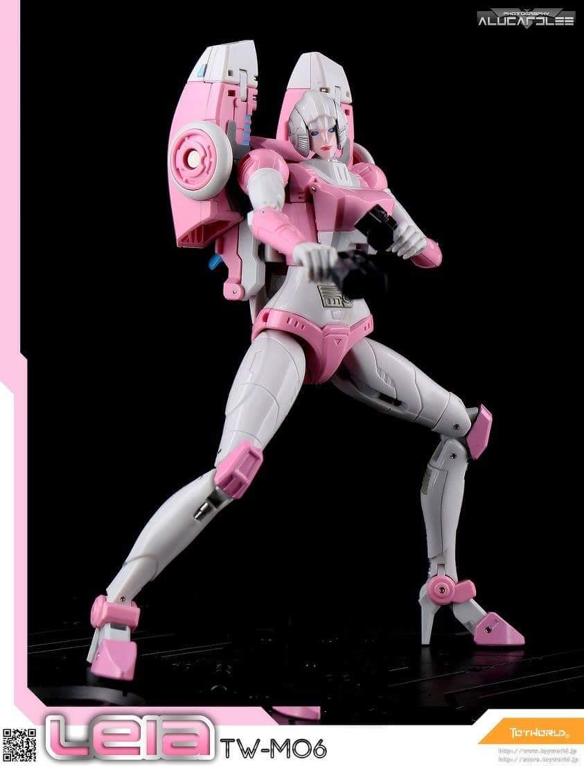 [Toyworld][Zeta Toys] Produit Tiers - Jouet TW-M06 Leia / Zeta-EX05 ArC aka Arcee/Arcie GijPdzmt