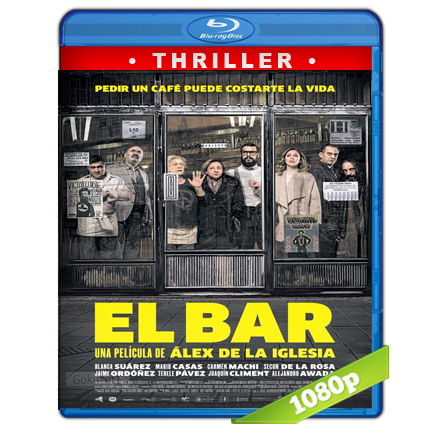 El Bar (2017) BRRip Full 1080p Audio Castellano 5.1