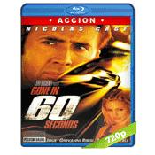 60 Segundos (2000) BRRip 720p Audio Trial Latino-Ingles-Castellano 5.1