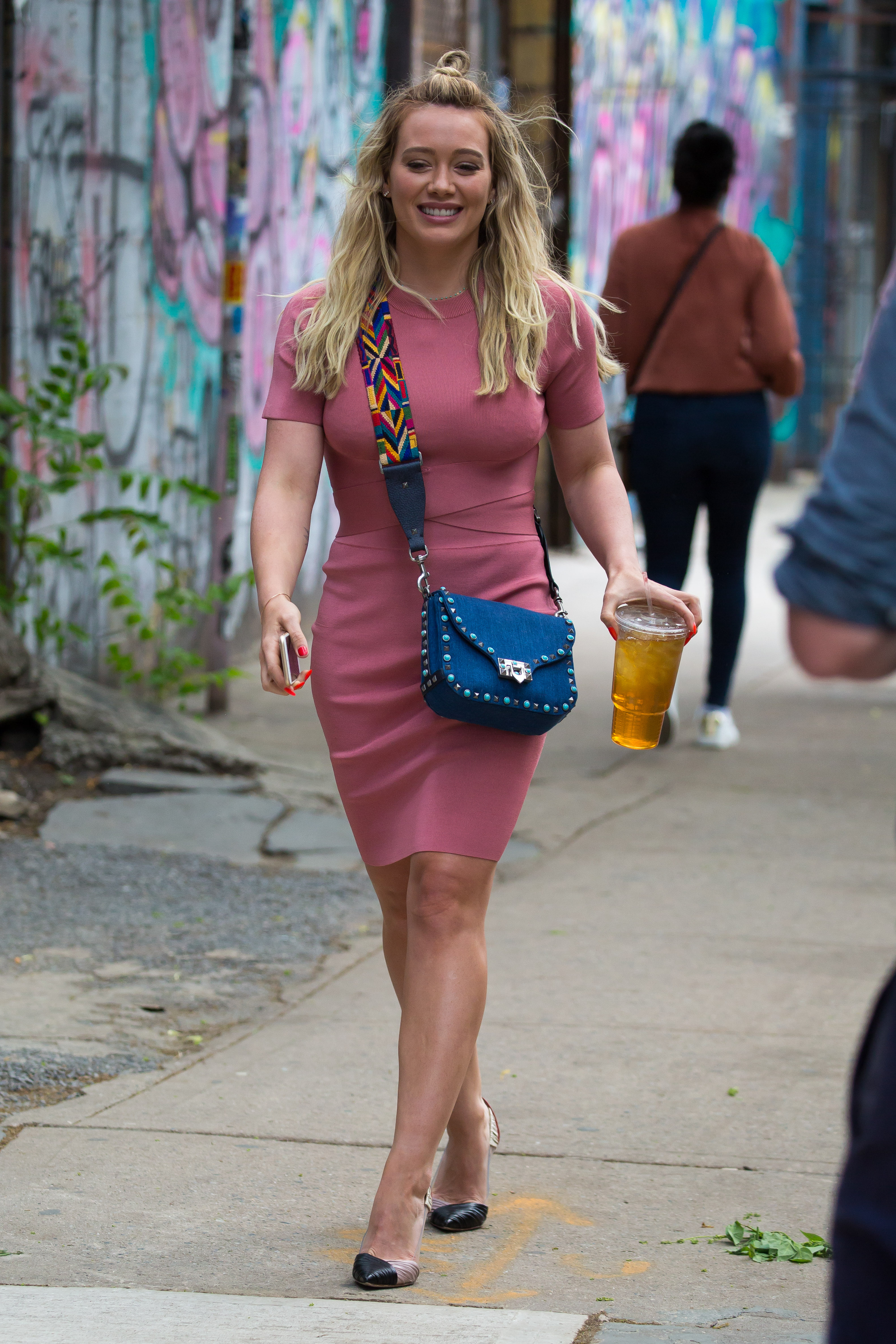 when did hilary duff get thick like this? | sports, hip hop & piff