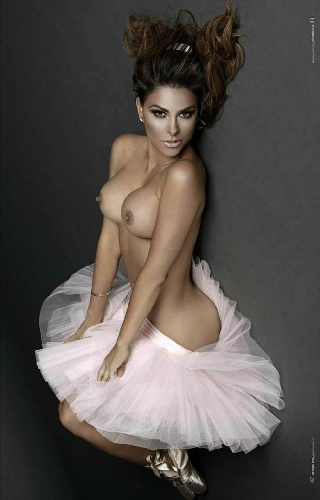 Gaby Ramírez En Playboy Octubre 2016 Poringa
