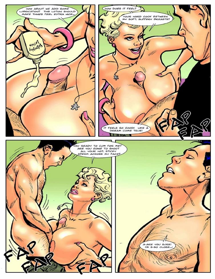 3 д ххх комиксы
