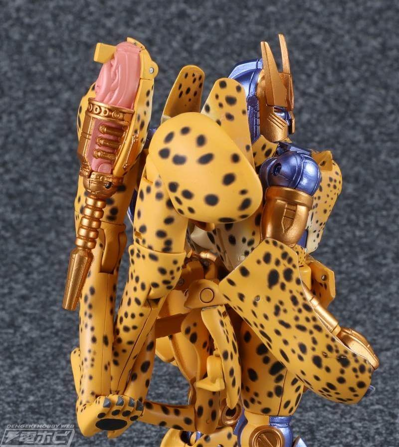[Masterpiece] MP-34 Cheetor et MP-34S Shadow Panther (Beast Wars) - Page 2 CBgPaa5M