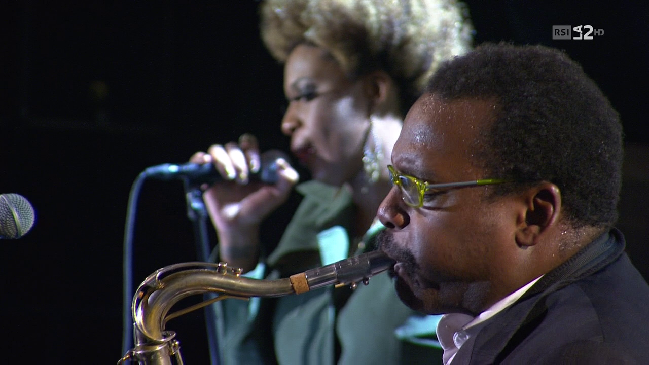 2012 David Murray Big Band & Macy Gray - Estival Jazz Lugano [HDTV 720p] 0