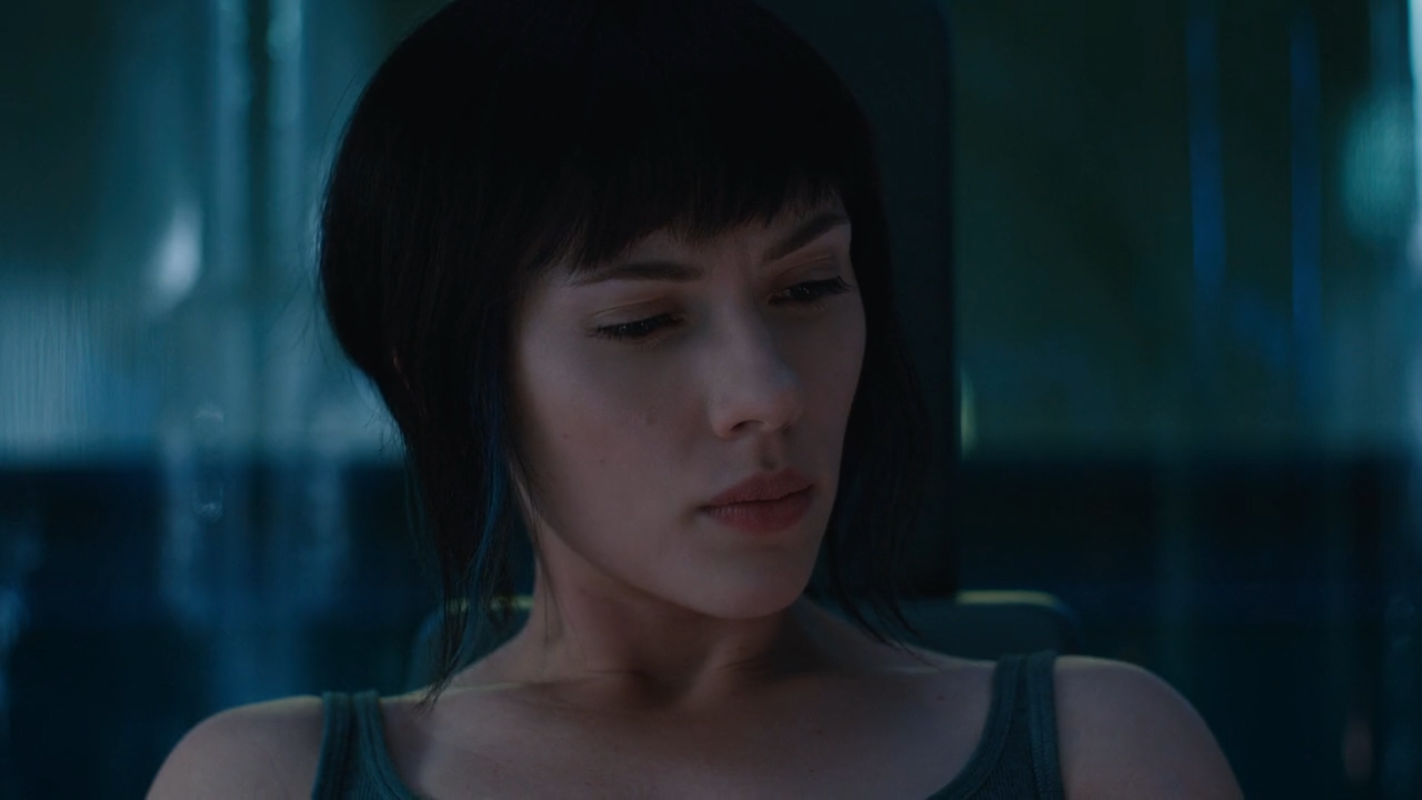 Ghost in the Shell Movie Screenshot