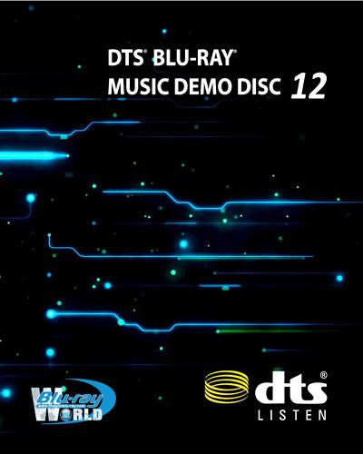 DTS Blu-ray Music Demo Disc 12 (2014) 1080i Blu-ray AVC DTS-HD