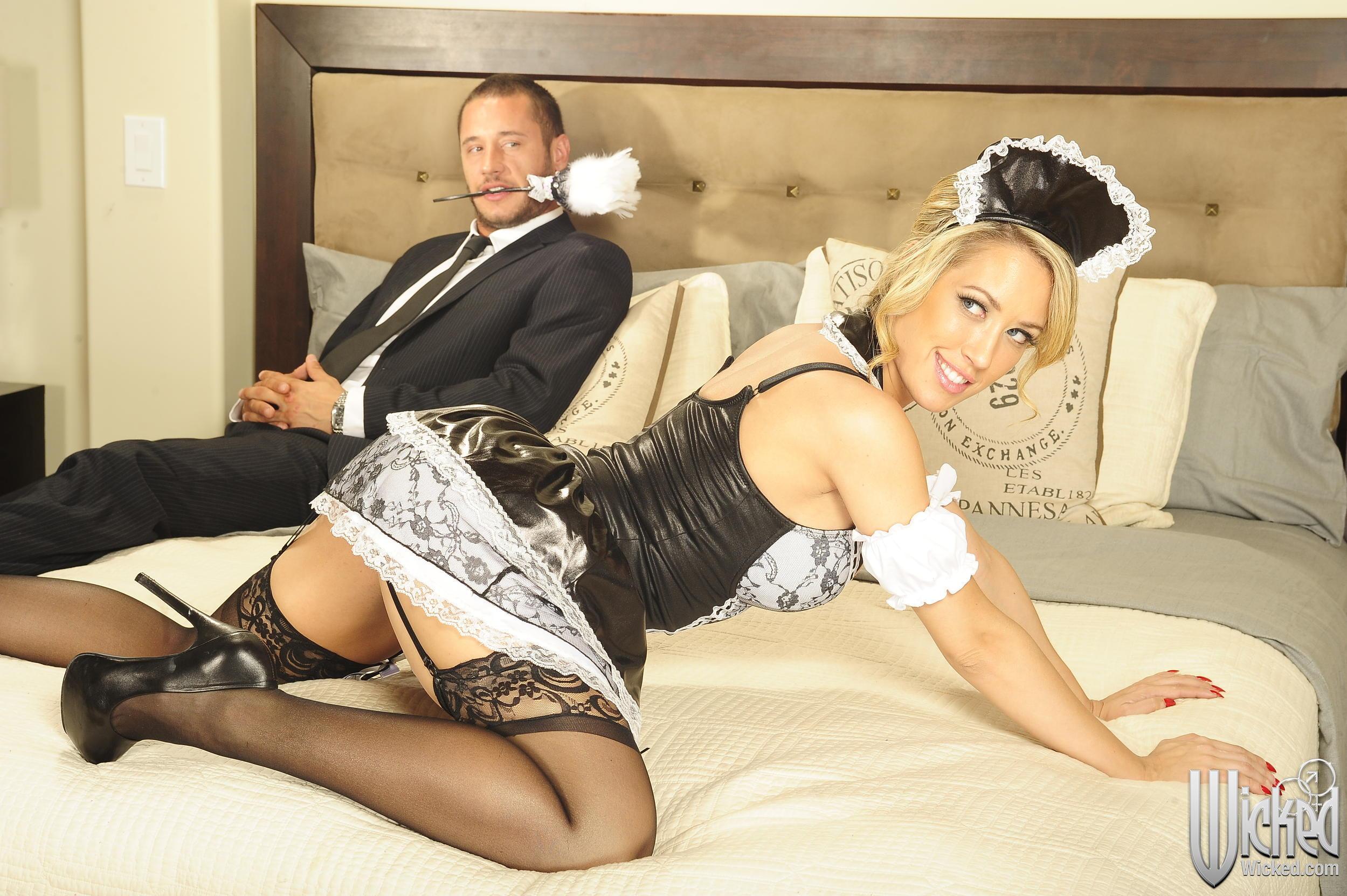 Эротическое приключения служанки, Порно служанки онлайн, горничные в униформе на 24 20 фотография