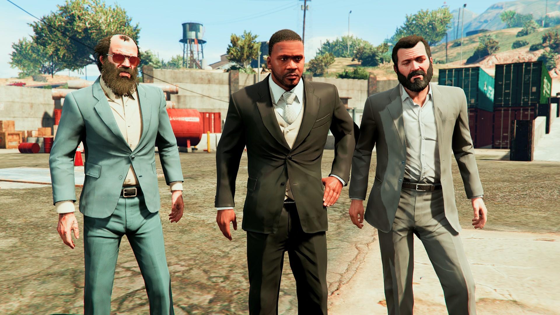 GTA V Screenshots (Official)   Byg4GJNi