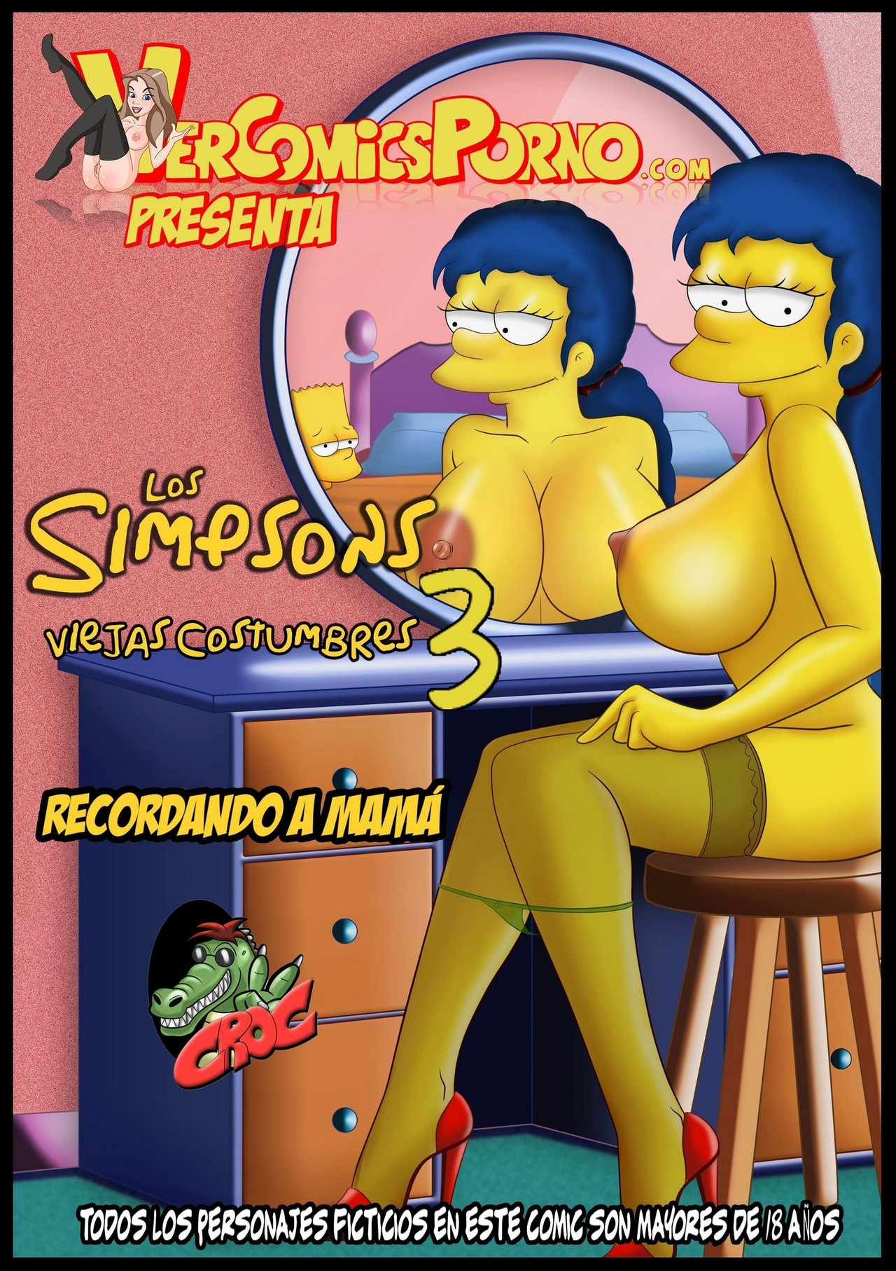 Los simpsons viejas costumbres spanish sex porn comics