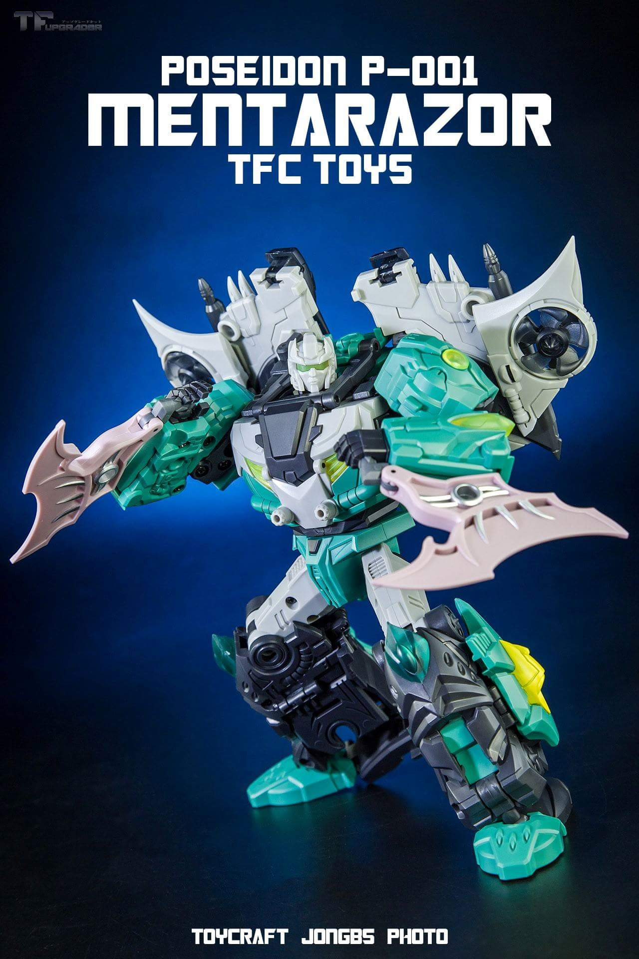[TFC Toys] Produit Tiers - Jouet Poseidon - aka Piranacon/King Poseidon (TF Masterforce) - Page 4 I1x0Ke5i