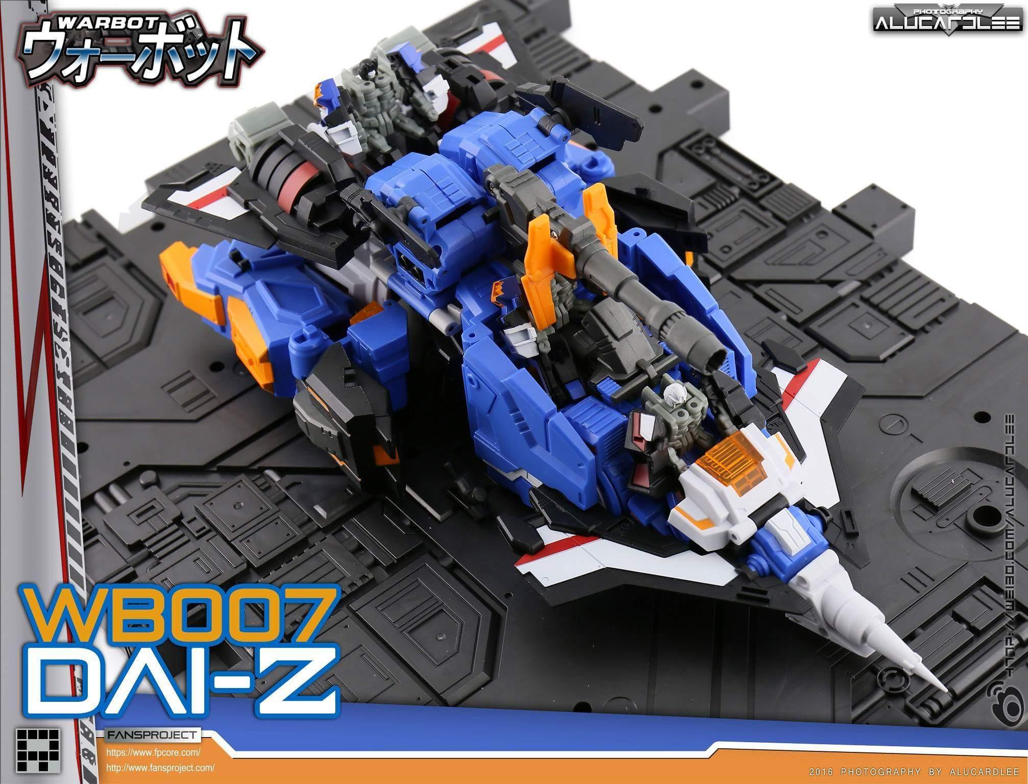 [Fansproject] Produit Tiers - Jouet WB-007 Dai-Z - aka Dai Atlas (Transformers Zone) EaVLqOg6