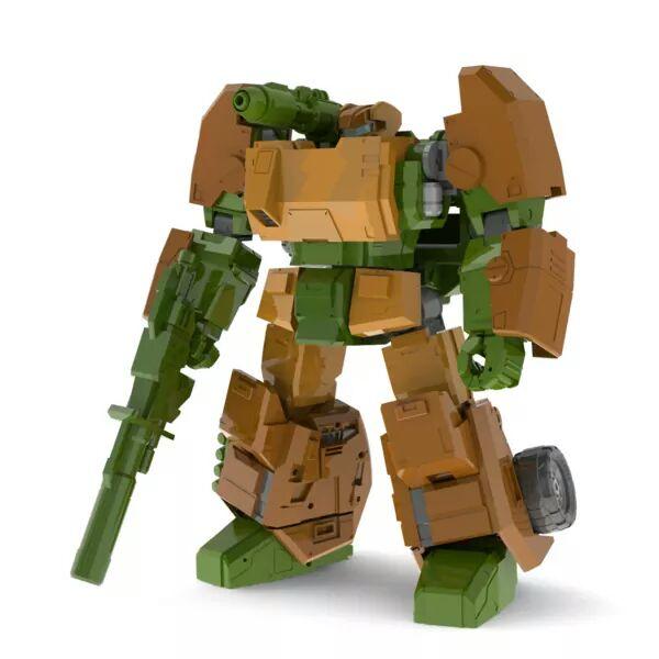 [FansHobby] Produit Tiers - Master Builder MB-07 Gun Buster - aka Roadbuster/Cahot des Wreckers IDW CFvnEfYA