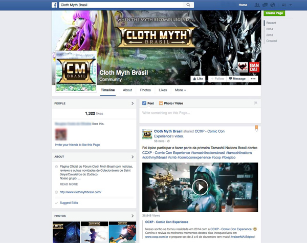 [Notícia] Fanpage Fórum Cloth Myth Brasil! Bi54Bt3K