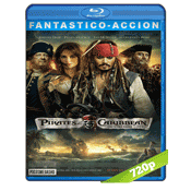 Piratas Del Caribe 4 Navegando Aguas Misteriosas (2011) BRRip 720p Audio Trial Latino-Castellano-Ingles 5.1