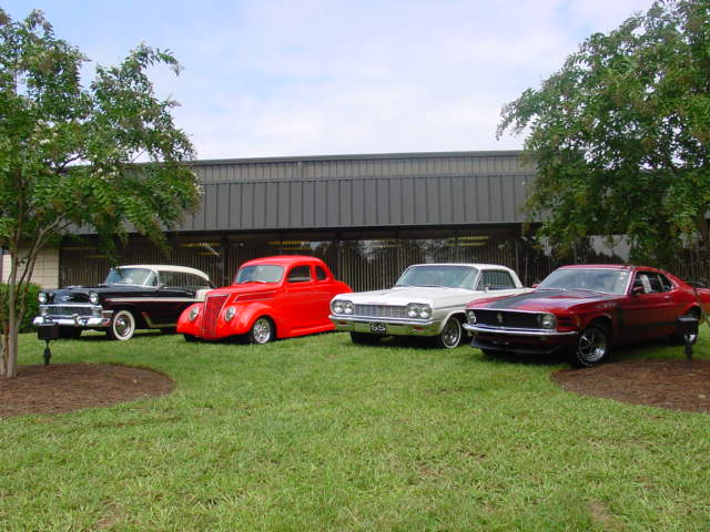 Classic Cars Greenville Tx