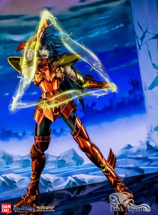 Saint Cloth Myth EX Sea Dragon Kanon KvGEULuX