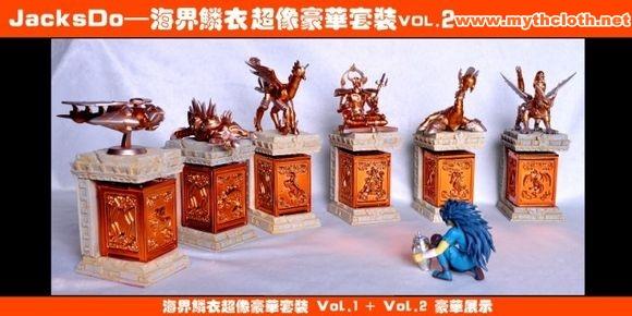 Pandora's Box Generais Marinas vol 2 - JacksDo AboOK2sT