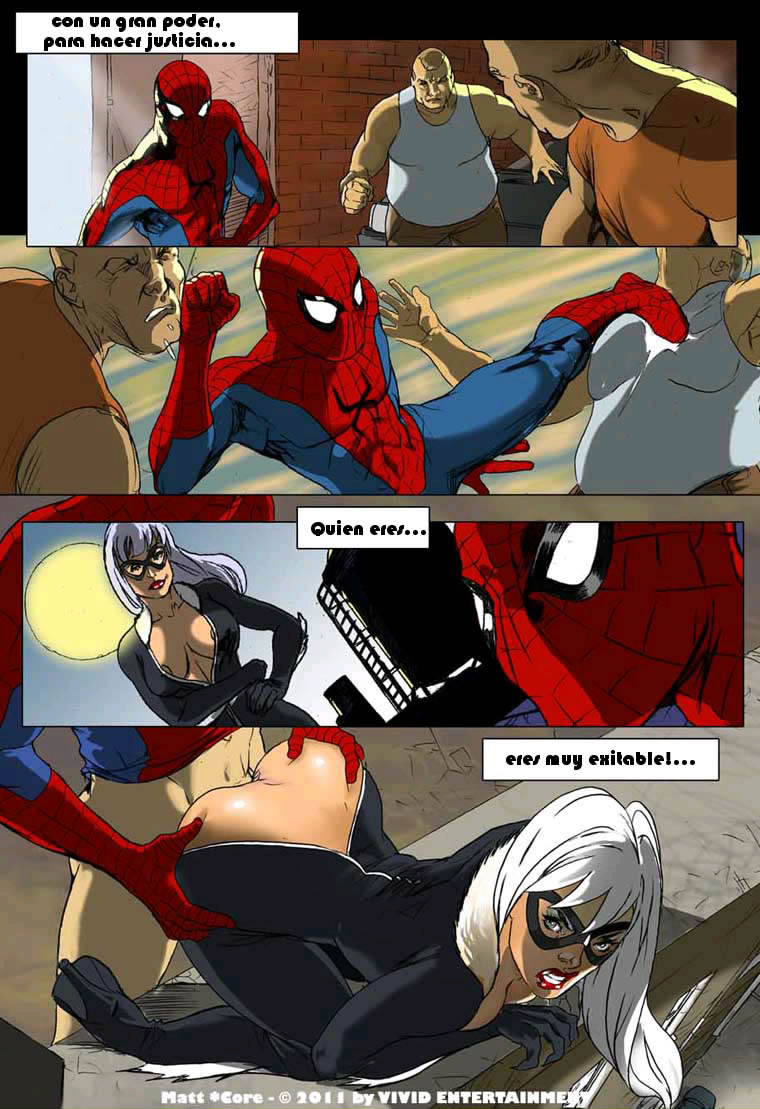 Porn pictures of girls from spider man infinitely possible