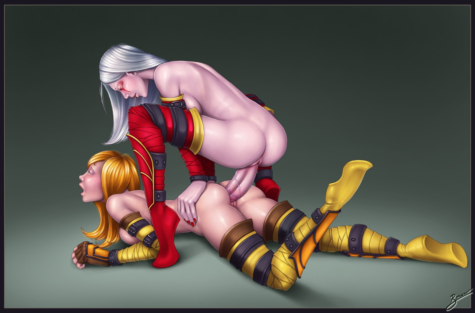 Warcraft shemale pics naked picture