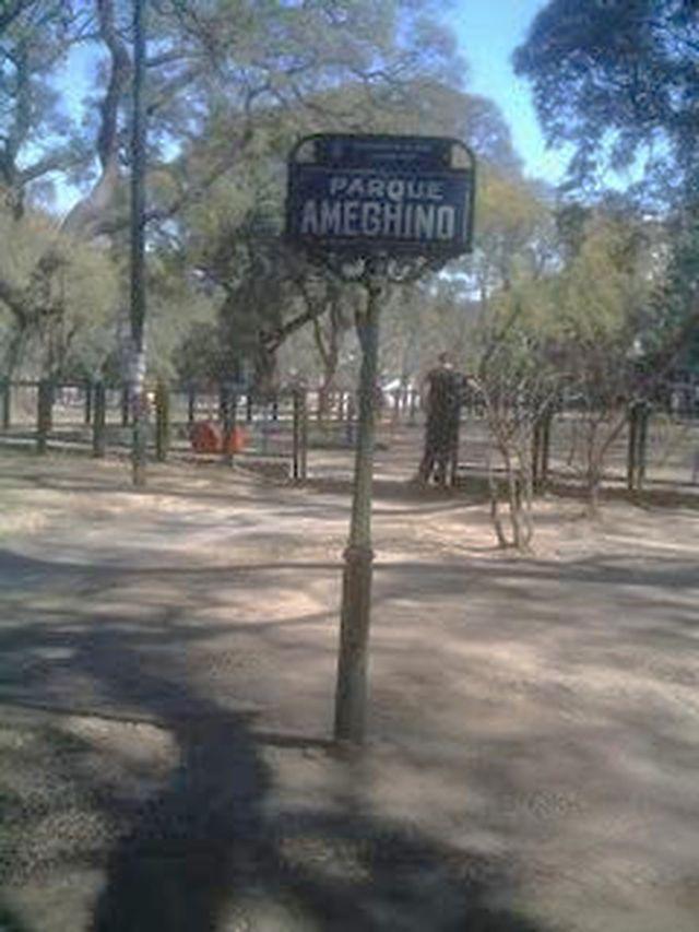 Parque Florentino Ameghino (fiebre amarilla 1871)