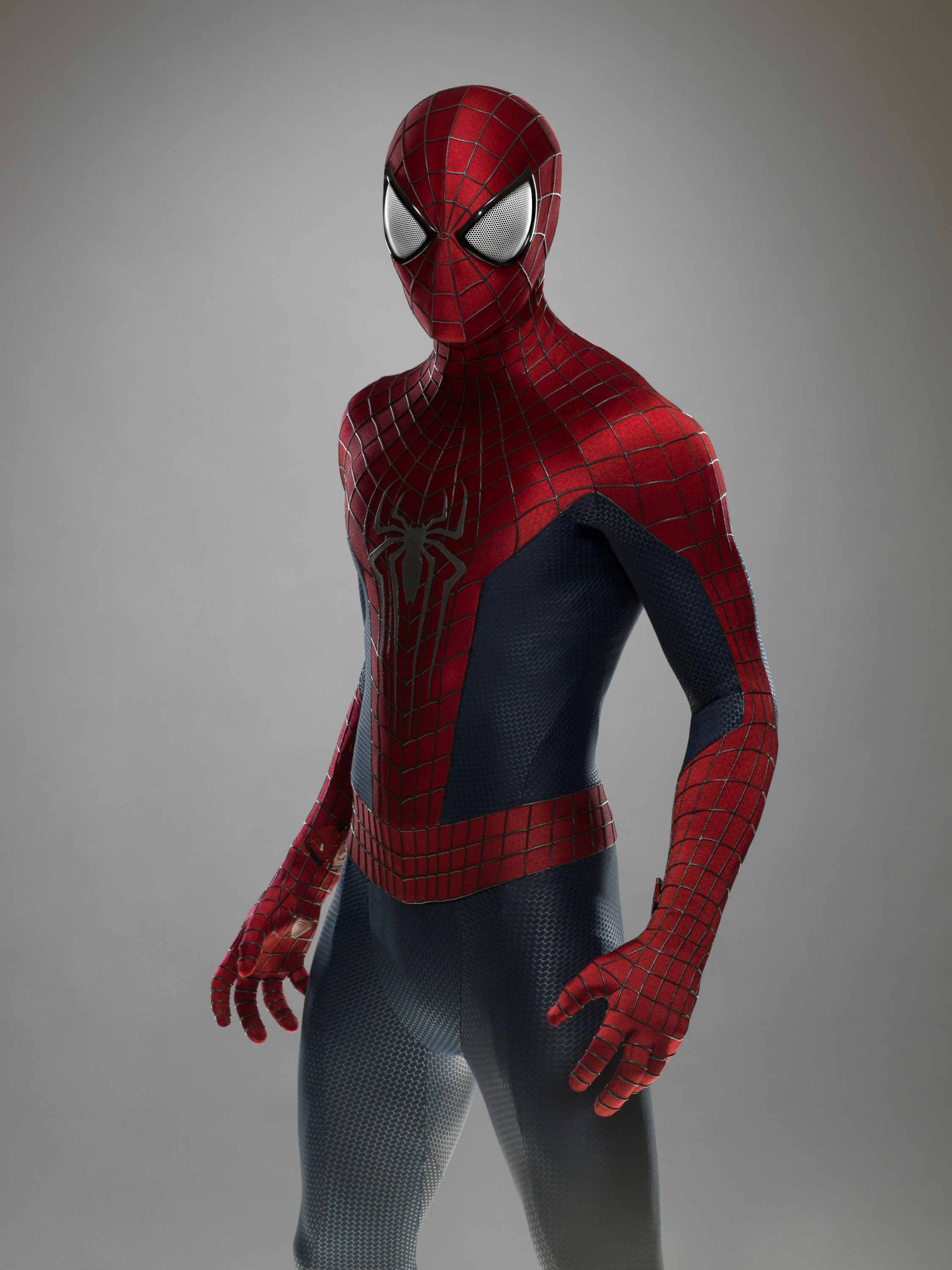 Spidey's suit in The Amazing Spider-Man 3 - Page 4 - The ...