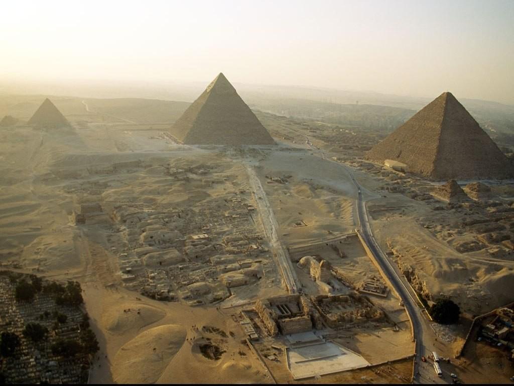 Transportate a Egipto con estas imágenes
