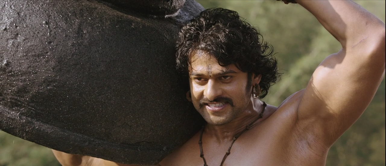 Baahubali: Başlangıç  - Baahubali: The Beginning 2015 (720p BluRay) DUAL TR-EN - HD Film indir