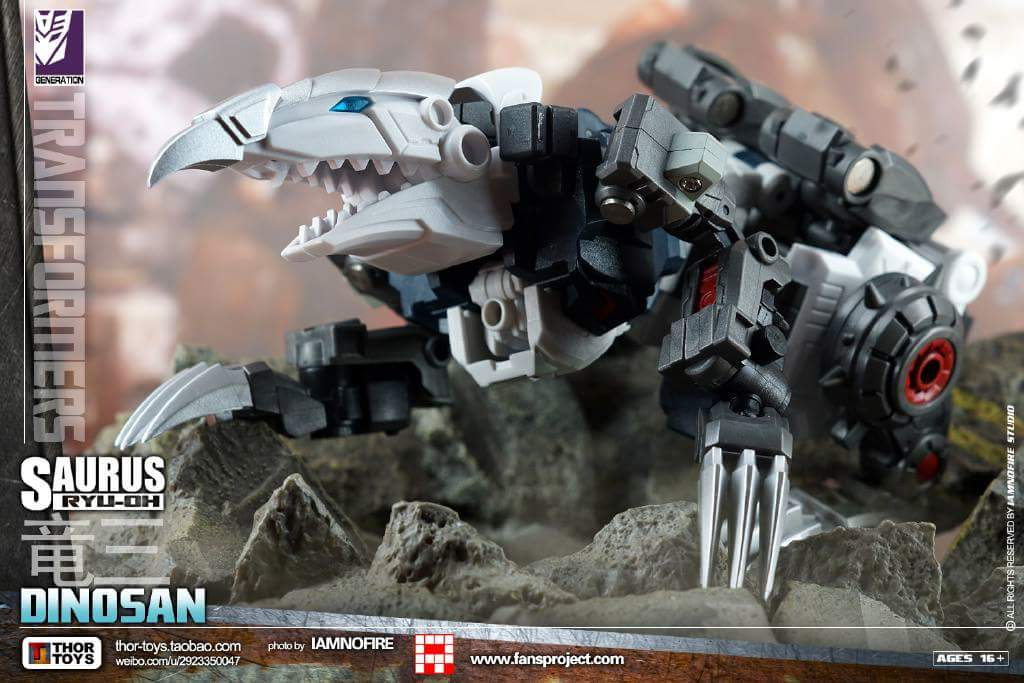 [FansProject] Produit Tiers - Jouet Saurus Ryu-oh aka Dinoking (Victory) | Monstructor (USA) - Page 2 M8hxfMfy
