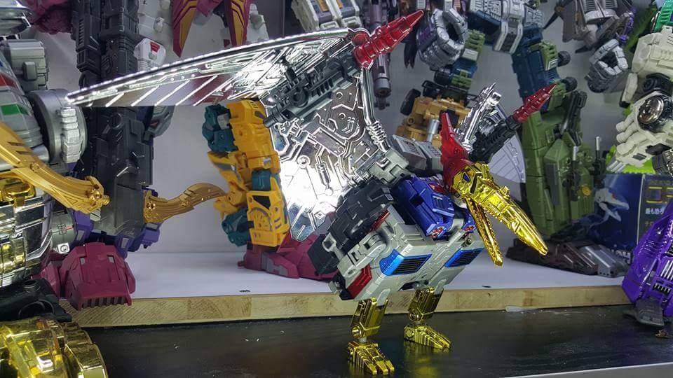 [Toyworld][ZetaToys] Produit Tiers - Jouet TW-D aka Combiner Dinobots - Page 2 SeIgMl9S